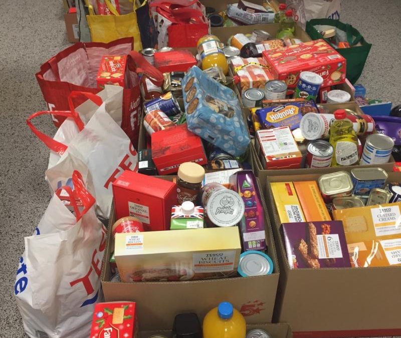 Supporting Our Local Food Bank